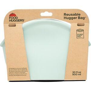 Food Huggers Bag Jade Opaque 900ml