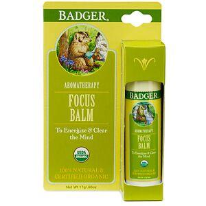 Badger Balm Badger Focus Balm