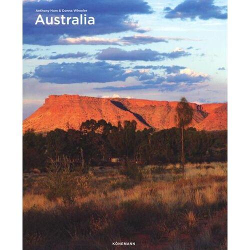 Australië - Könemann (ISBN: 9783741920370)