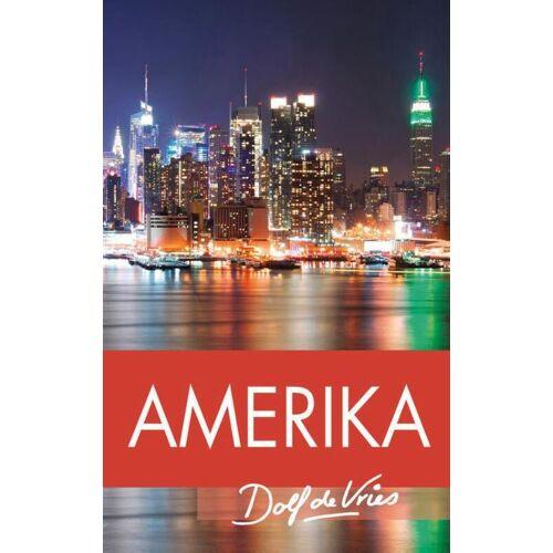 Amerika - Dolf de Vries (ISBN: 9789000303014)