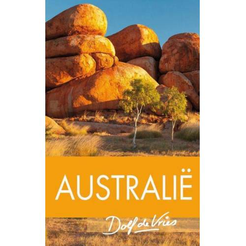 Australië - Dolf de Vries (ISBN: 9789000303021)