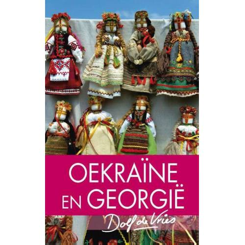 Oekraïne en Georgië - Dolf de Vries (ISBN: 9789000314683)