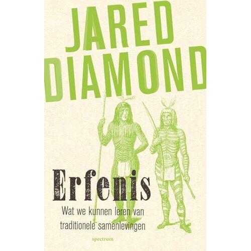 Erfenis - Jared Diamond (ISBN: 9789000335060)