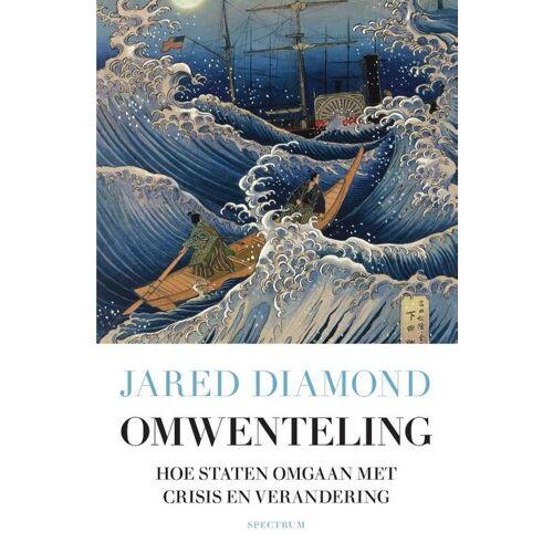 Omwenteling - Jared Diamond (ISBN: 9789000338818)