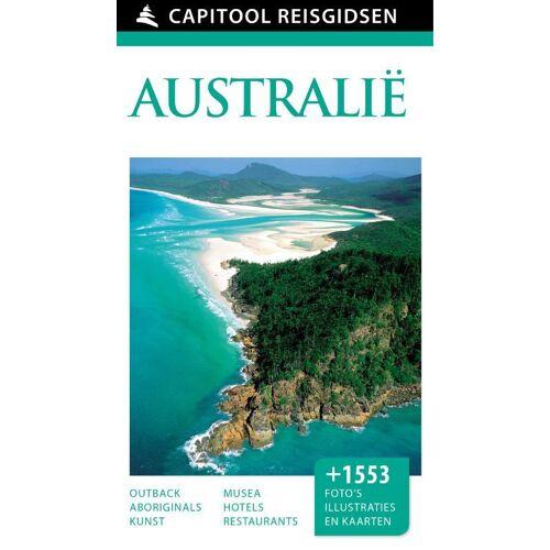 Capitool Reisgidsen: Australië - Helen Duffy (ISBN: 9789000341443)