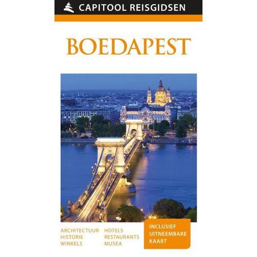 Capitool Reisgidsen - Boedapest - Barbara Olzanska, Tadeusz Olzanski (ISBN: 9789000341504)