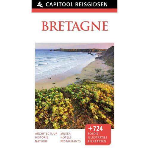 Capitool Reisgidsen: Bretagne - Eric Gibory (ISBN: 9789000341511)