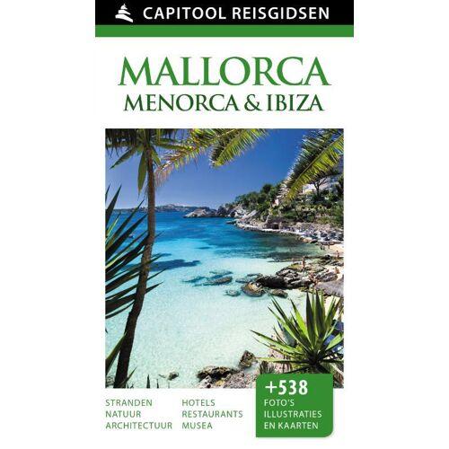 Capitool Reisgidsen: Mallorca, Menorca & Ibiza - Eligiusz Nowakowsky (ISBN: 9789000341962)