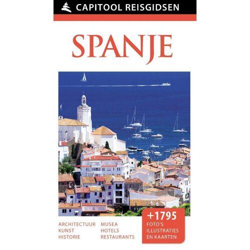 Capitool Reisgidsen: Spanje - Adam Hopkins (ISBN: 9789000342228)