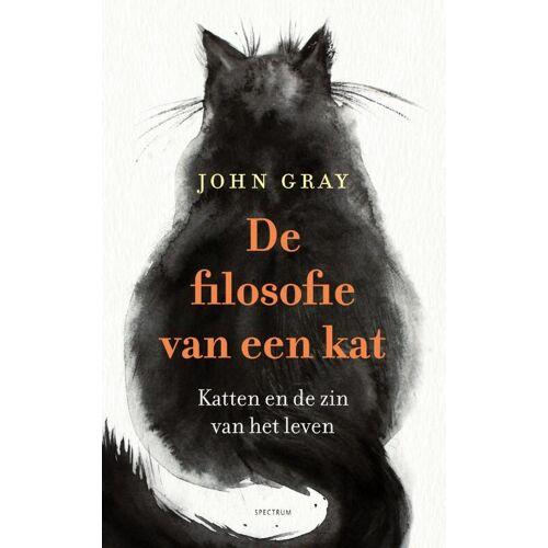 De filosofie van een kat - John Gray (ISBN: 9789000363810)