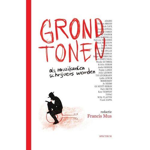 Grondtonen - Francis Mus (ISBN: 9789000368822)