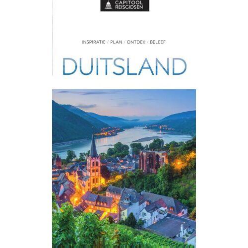 Duitsland - (ISBN: 9789000369010)