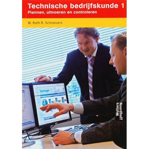 Technische bedrijfskunde - R. Schroevers, W. Both (ISBN: 9789001103200)