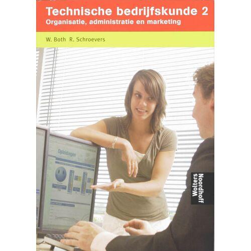 Technische bedrijfskunde 2 - R. Schoevers, W. Both (ISBN: 9789001103217)