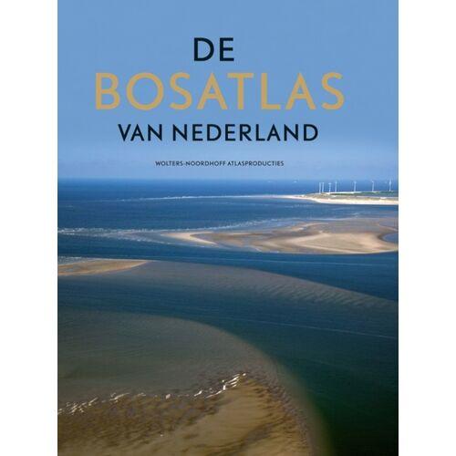 De Bosatlas van Nederland - (ISBN: 9789001122317)