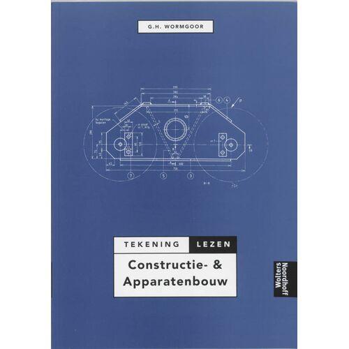 Tekeninglezen constructie & apparatenbouw - G.H. Wormgoor (ISBN: 9789001133955)