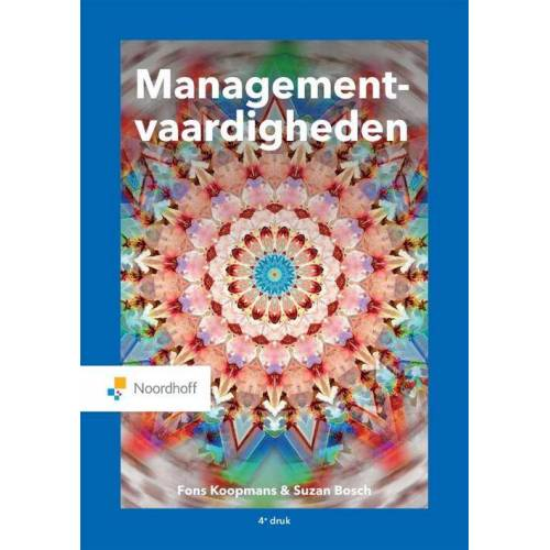 Managementvaardigheden - Fons Koopmans, Suzan Bosch (ISBN: 9789001575588)