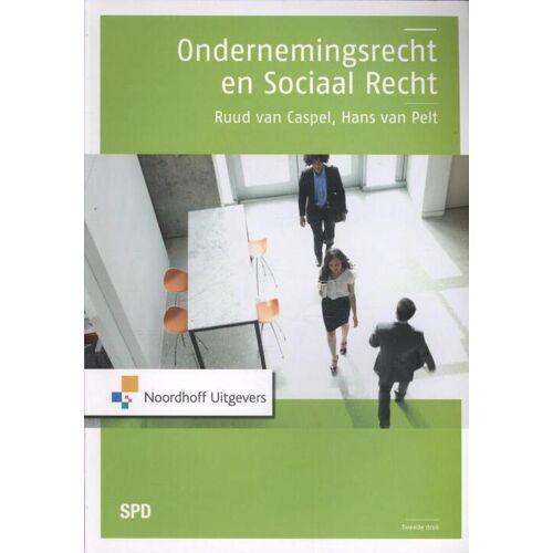 Ondernemings-en Sociaal recht - H.W.P. van Pelt, R.D.J. van Caspel (ISBN: 9789001823900)
