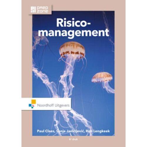 Risicomanagement - Paul Claes, Rob Lengkeek, Sonja Janicijevic (ISBN: 9789001866648)