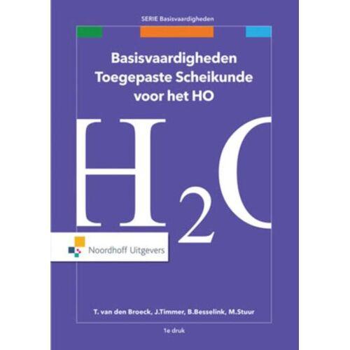 Basisvaardigheden toegepaste scheikunde voor het HO - Gooitzen Zwanenburg, Harm Scholte (ISBN: 9789001874476)