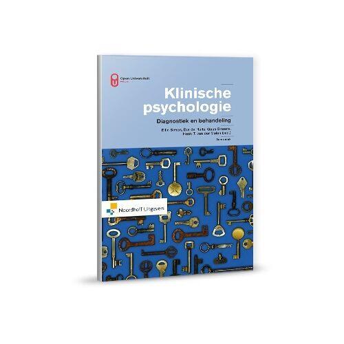 Klinische Psychologie - Ellin Simon (ISBN: 9789001881474)