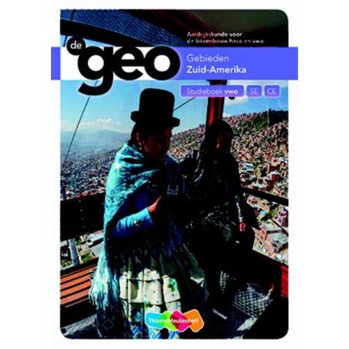 De Geo Zuid-Amerika - A.M. Peters, J.H. Bulthuis (ISBN: 9789006619393)