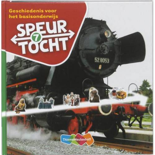 Speurtocht - Bep Braam, Eelco Breuls, Hugo Fijten, Jan Kuipers (ISBN: 9789006643336)
