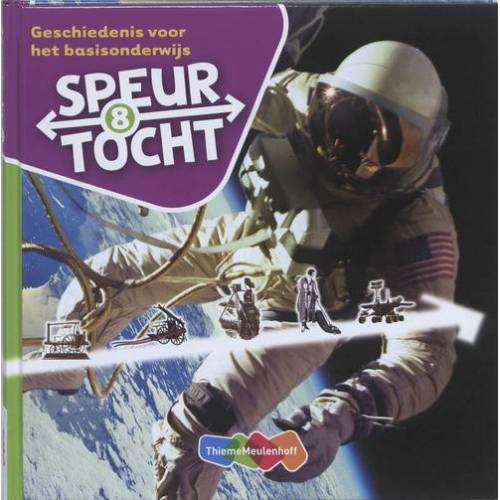 Speurtocht 8 - Hans Roest, Jouke Nijman (ISBN: 9789006643343)
