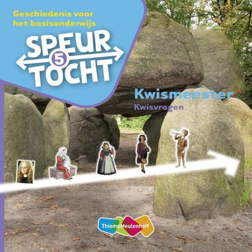 Speurtocht Kwismeester - Adriaan Maters (ISBN: 9789006643435)