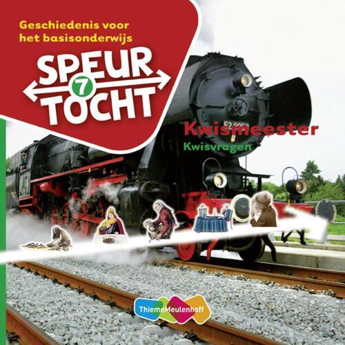 Speurtocht Kwismeester - Karin Janssen (ISBN: 9789006643459)