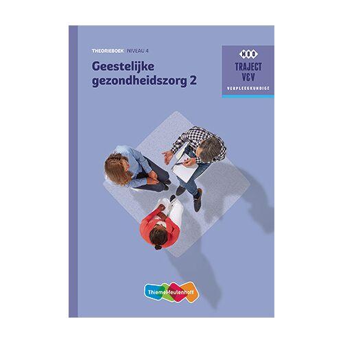 Geestelijke gezondheidszorg - A. Engeltjes, A. Willemse (ISBN: 9789006910445)