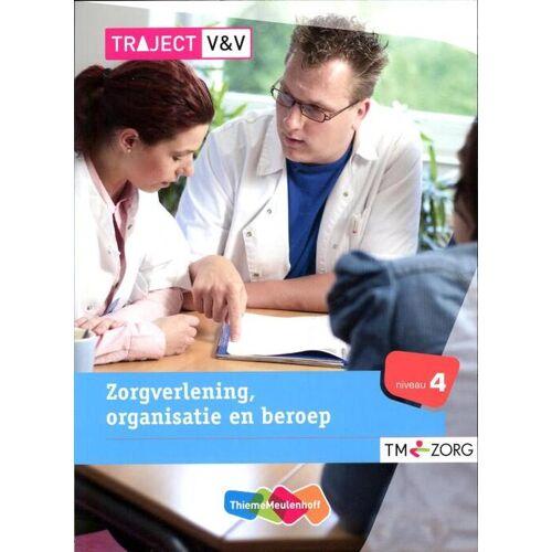 Zorgverlening, organisatie en beroep - G. van Vugt (ISBN: 9789006925159)