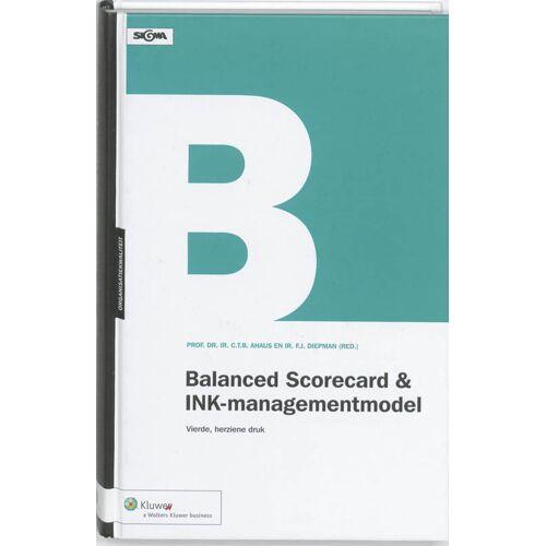 Balanced Scorecard & INK- managementmodel - (ISBN: 9789013079081)