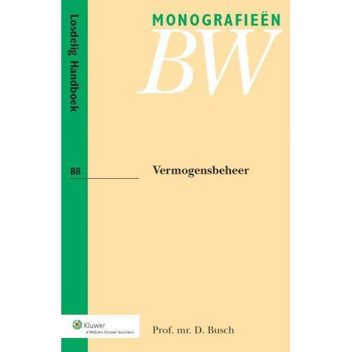 Vermogensbeheer - D. Busch (ISBN: 9789013126396)