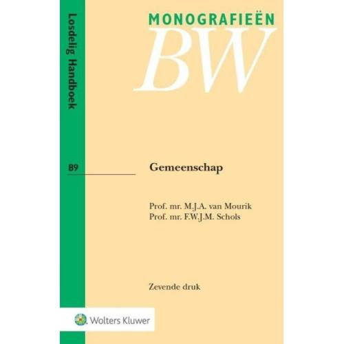 Gemeenschap - F.W.J.M. Schols, M.J.A. van Mourik (ISBN: 9789013134421)
