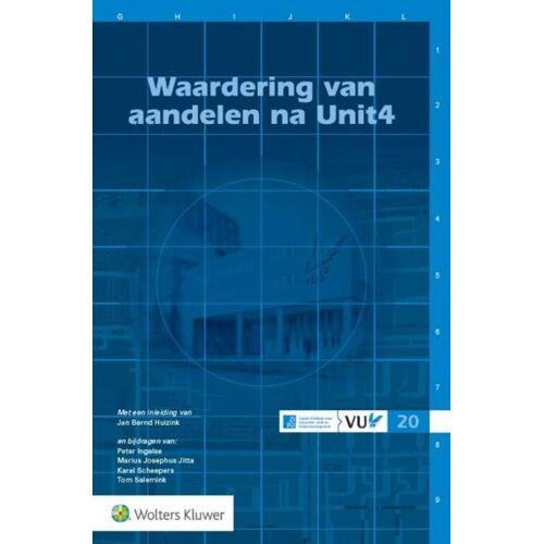 Waardering van aandelen na Unit4 - Peter Ingelse (ISBN: 9789013137880)