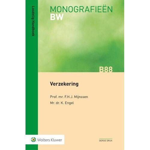 Verzekering - F.H.J. Mijnssen (ISBN: 9789013153767)