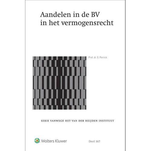 Aandelen in de BV in het vermogensrecht - S. Perrick (ISBN: 9789013159691)