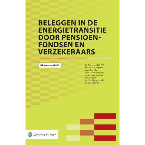 Beleggen in de energietransitie door pensioenfondsen en verzekeraars - (ISBN: 9789013164237)