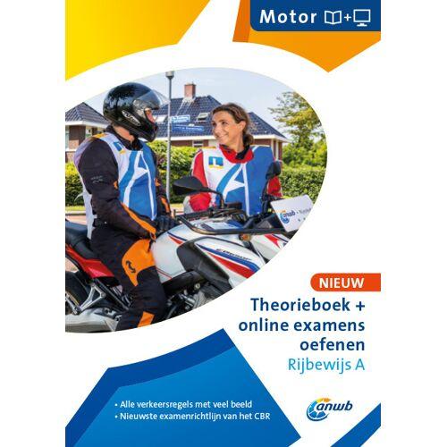 Theorieboek Rijbewijs A - (ISBN: 9789018047658)