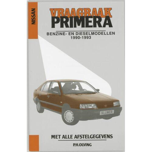 Autovraagbaak Nissan Primera - P.H. Olving (ISBN: 9789020127539)
