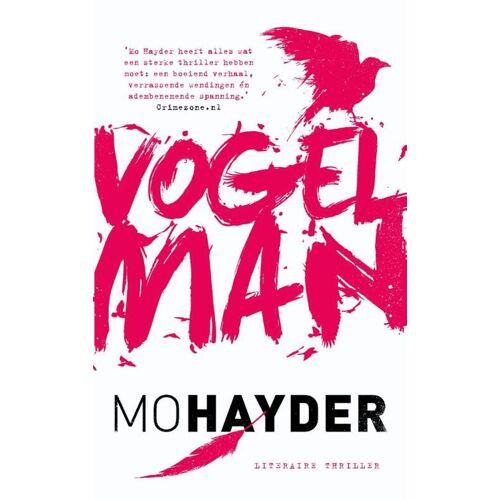 Vogelman POD - Mo Hayder (ISBN: 9789021016306)