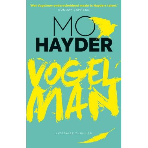 Vogelman - Mo Hayder (ISBN: 9789021028538)
