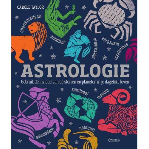 Astrologie - Carole Taylor (ISBN: 9789022337295)