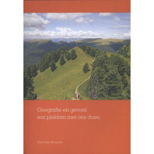 Geografie en gevoel - Gert-Jan Hospers (ISBN: 9789023250227)