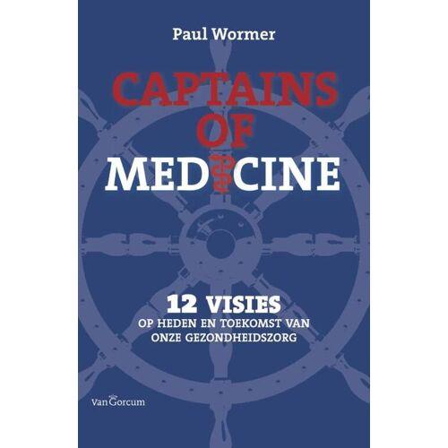Captains of medicine - Paul Wormer (ISBN: 9789023250340)