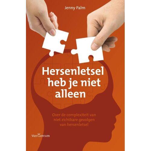 Hersenletsel heb je niet alleen - Jenny Palm (ISBN: 9789023252115)