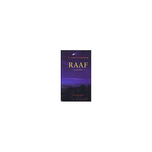 Raaf - Allard Schroder (ISBN: 9789023411642)