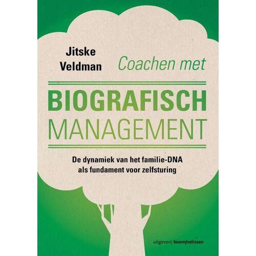 Coachen met biografisch management - Jitske Veldman (ISBN: 9789024402601)