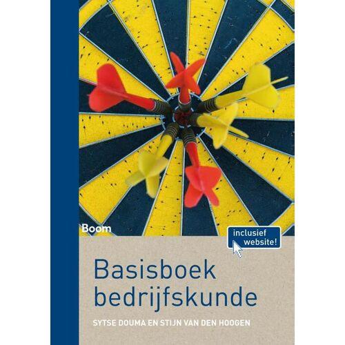 Basisboek bedrijfskunde - Stijn van den Hoogen, Sytse Douma (ISBN: 9789024407460)